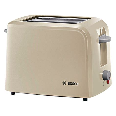Bosch Toaster Lewis buy bosch tat3a017gb 2 slice toaster lewis