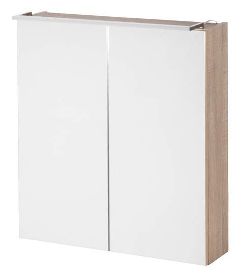 spiegelschrank 60 cm breite kesper spiegelschrank quot montana quot breite 60 cm mit led