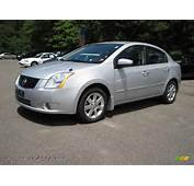 2008 Nissan Sentra 20 SL In Brilliant Silver  708516