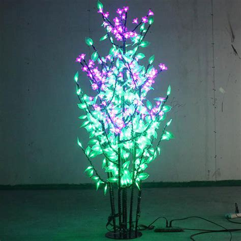 aliexpress com buy 1 4meters 490leds lilac light tree