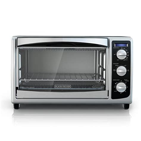 Black And Decker Toaster Oven Sale Black Decker To1675b 6 Slice Convection Countertop Toaster