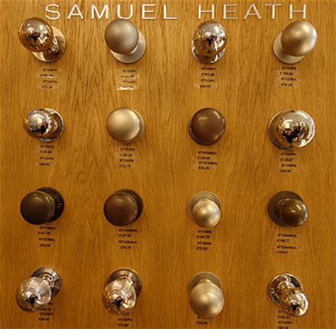 Samuel Heath Door Knobs by Samuel Heath Mortice Door Knobs Architectural Ironmongery