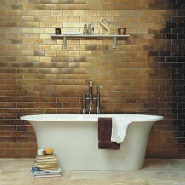 Fired Earth Fliesen by Fired Earth Renaissance Gold Metallic Tiles Shimmering