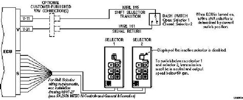 allison shifter wiring diagram 30 wiring diagram images
