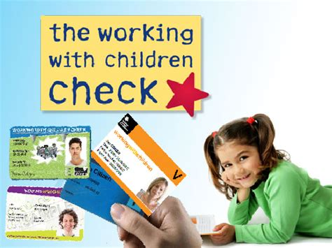 Childcare Background Check Acf For Professionals Working With Children Checks