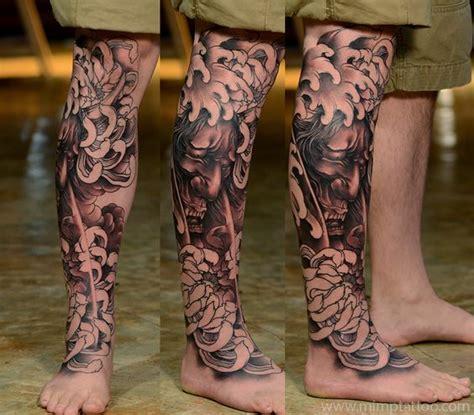 absolutely remarkable leg sleeve tattoos amazing