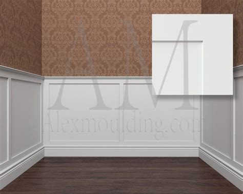 contemporary wainscoting panels modern wainscoting panels idea types wainscot kits faux
