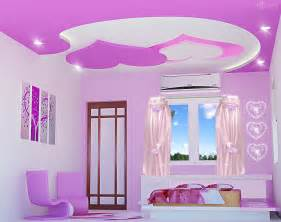 P O P Designs For Bedroom Roof Ceiling