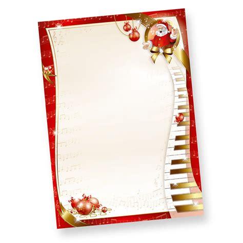 Word Vorlagen Weihnachten briefpapier vorlagen kostenlos word vorlagen kostenlos