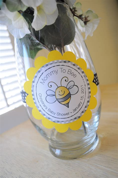 baby shower centerpiece decorations bee baby shower bumble