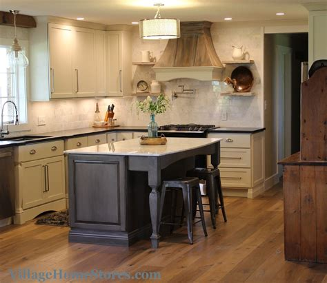 Rustic Transitional Kitchen Remodel In Walnut Il Village | rustic transitional kitchen remodel in walnut il village