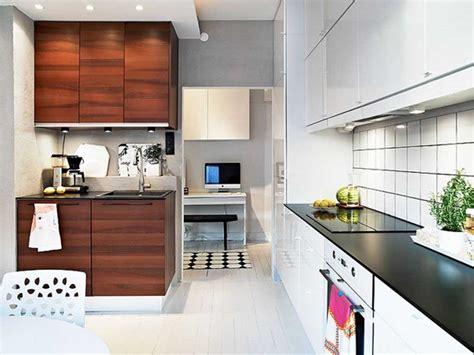Modern Kitchen For Small House 17 Dise 241 Os De Cocinas Minimalistas Modernas