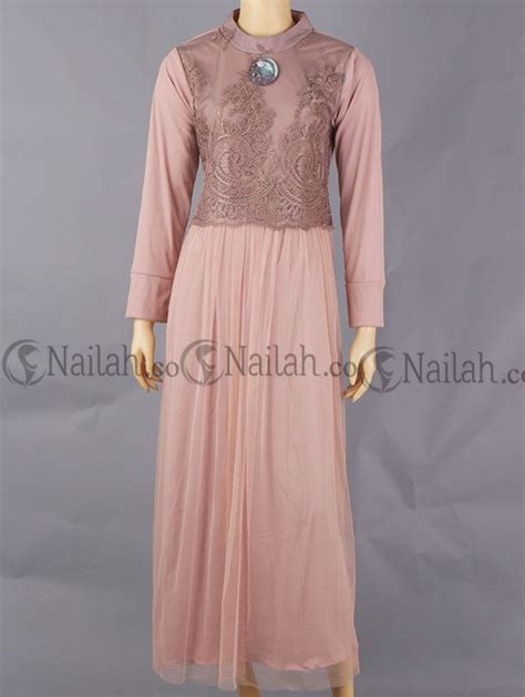 Gamis Jersey Pecah 8 Quality 30 best images about busana pesta muslimah on shops models and diana