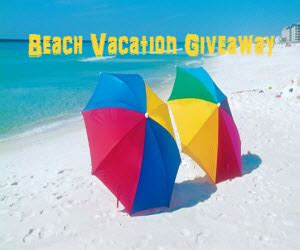 Today Show Vacation Giveaway - win a 4 day 3 night panama city beach vacation