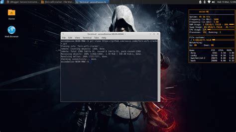 tutorial linux backbox how to install fern wifi cracker in backbox linux secure