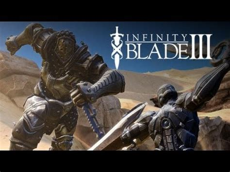 Infinity Blade 3 Not Loading Infinity Blade 3 Ep3 Update Et 1er Bilan Conventions