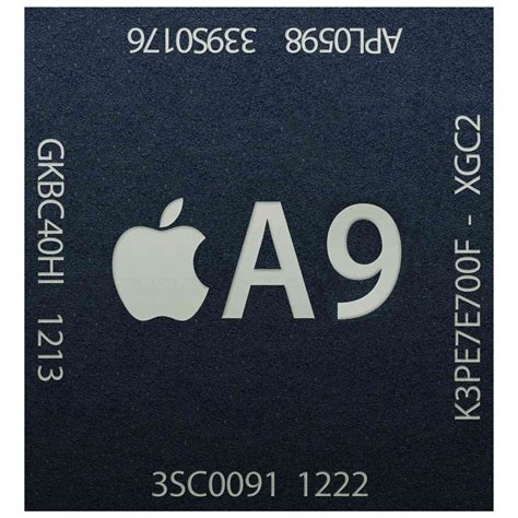 Apple A9 | how to check if you have tsmc or samsung chip in your