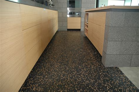 rubber flooring recycled rubber flooring in kitchens the smart option eboss