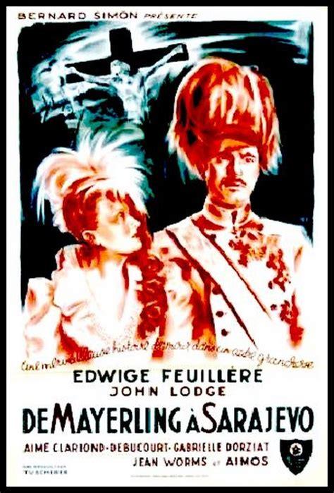 film francois ferdinand de mayerling 192 sarajevo
