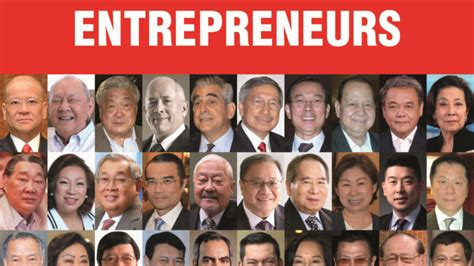 biznewsasia marks 16th year launches book on the philippines best tycoons taipans