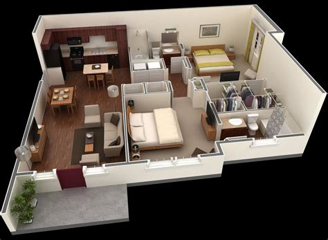 2 bedroom studio apartments 2 bedroom apartment house plans