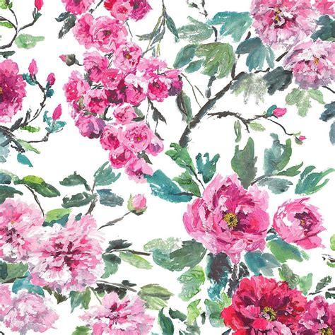 designers guild stoffe shanghai garden peony fabric designers guild master