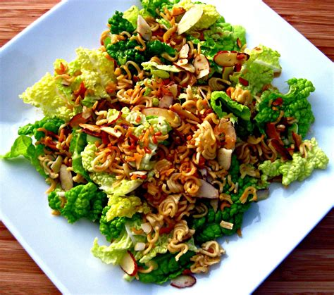 napa salad karis kitchen a vegetarian food napa cabbage salad