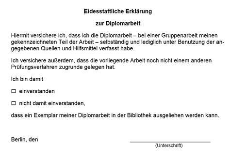 Autoversicherungen Erkl Rung by Fantastisch Vorlage F 252 R Die Eidesstattliche Versicherung