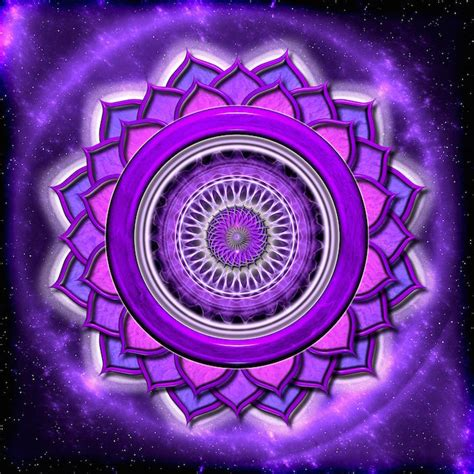 crown chakra color your crown chakra and how to tap into its power
