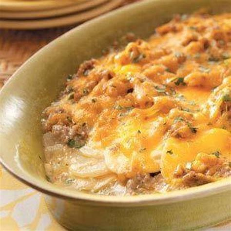Womans World Magazine Sweepstakes - potato and sausage casserole recipe just a pinch recipes