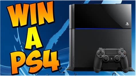 Ps4 Giveaway 2014 - win a ps4 playstation 4 giveaway announcement youtube
