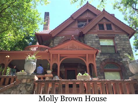 molly brown house tours molly brown house tours 28 images opening hours board picture of molly brown house
