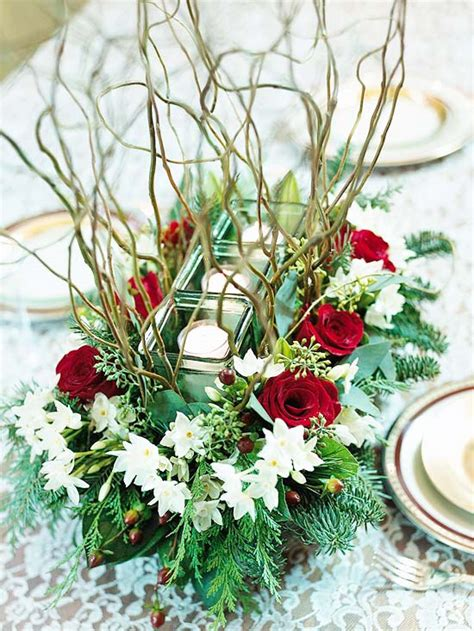 44 xmas center pieces 44 flower arrangements for