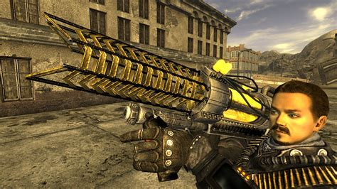 Fallout New Vegas Tesla Cannon Philekos Tesla Cannon Retexture At Fallout New Vegas