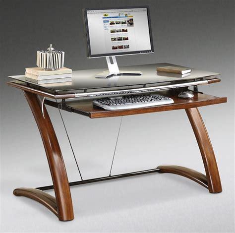 Meja Komputer Dan Printer contoh desain meja komputer dan laptop minimalis gambar