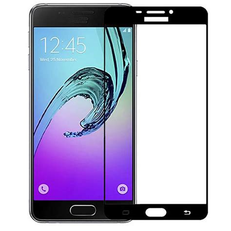 Tempered Glass Samsung A7 2017 Cover Tempered Glass Warna A720 3d cover tempered glass for samsung galaxy a3 a5 a7