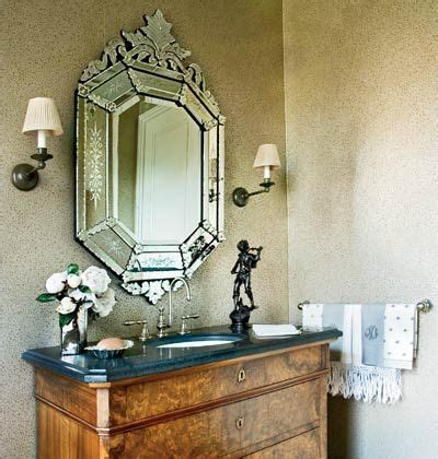 venetian bathroom mirrors 1000 ideas about venetian mirrors on pinterest