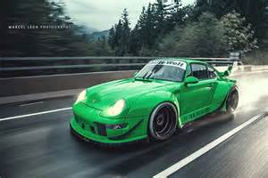 Rwb Porsche For Sale Rwb 993 Porsche Photoshoot By Marcel Lech Autofluence