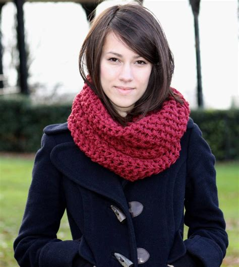 bufanda tejida crochet 2016 como hacer una bufanda a crochet