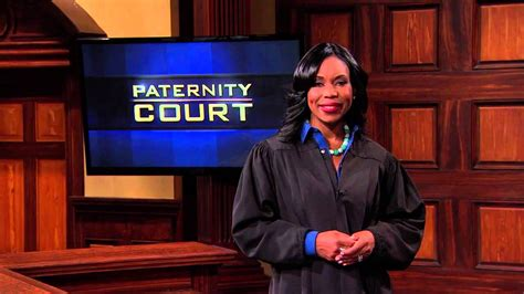 To Host Court Tv Show by Quot Paternity Court Quot Judge Lake Is Bringing Justice