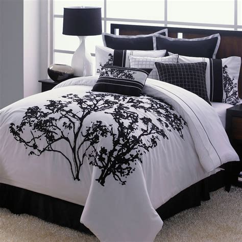 Vikingwaterford Com Page 144 Alluring Bright Blue Bed Black And White Bed Set