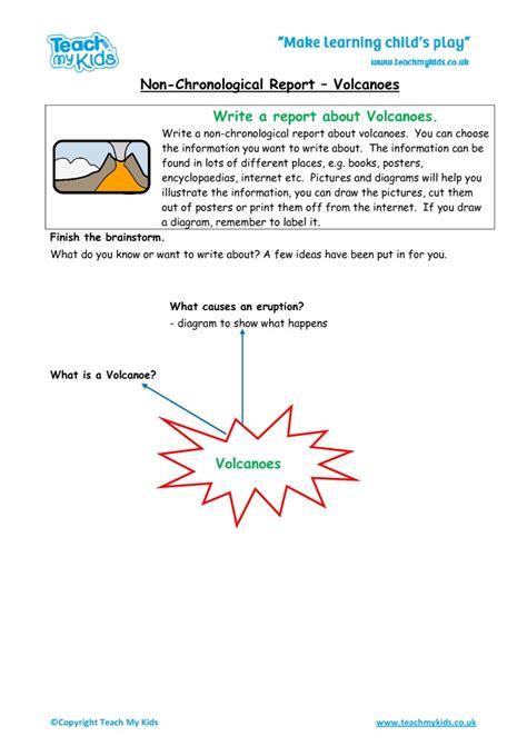 Non Chronological Report Writing Frame non chronological report writing frame page 5 frame