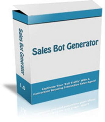sle of zip file sales bot generator network