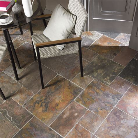 cottage flooring ideas slate flooring and wall tiles the classic choice the