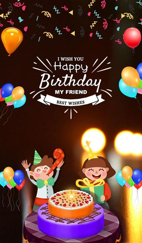 happy birthday animated gif  android apk