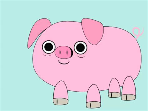 how to a pig how to draw a pig 14 steps with pictures wikihow