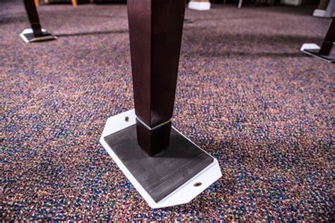 Carpet Sliders For Chairs by Carpet Sliders For Furniture Easily Slide Furniture
