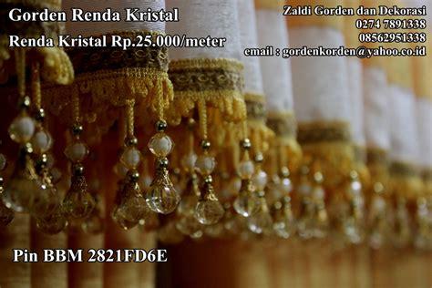 Gorden Casilas Poni Renda Murah gorden renda untuk poni gorden mewah model gorden rumah minimalis modern terbaru
