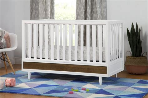White Baby Cribs Furniture by Baby Crib Furniture Delta Fold Away Portable Crib Choose Your Finish Adorable Classic Bellini
