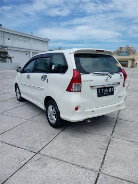 Transmisi Matic Avanza 1 5 toyota avanza veloz 1 5 matic 2014 putih h 149 jt